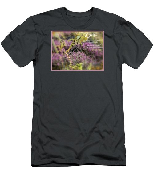 Men's T-Shirt (Slim Fit) featuring the photograph Full Of Hope by David Norman