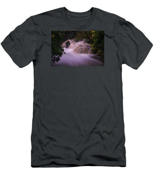 Men's T-Shirt (Athletic Fit) featuring the photograph Full Whetstone II by Tom Singleton
