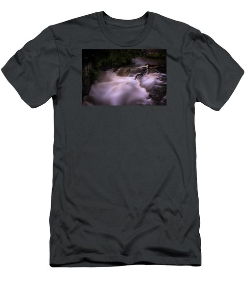 Men's T-Shirt (Slim Fit) featuring the photograph Full Whetstone by Tom Singleton