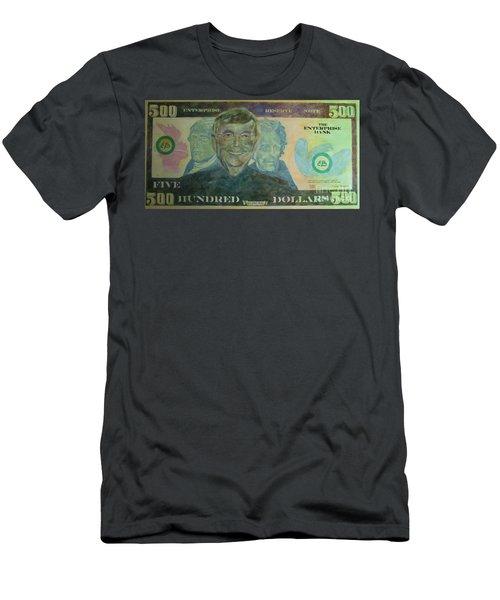 Funny Money Men's T-Shirt (Athletic Fit)