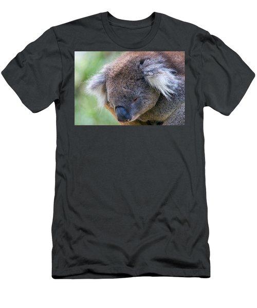 Fuzzy Men's T-Shirt (Athletic Fit)