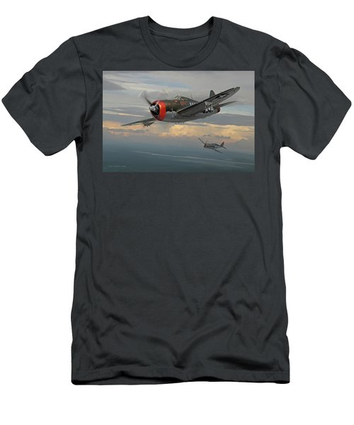 Gabby's Razorback Men's T-Shirt (Athletic Fit)