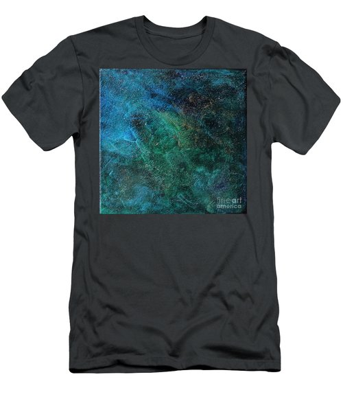Galaxy Men's T-Shirt (Athletic Fit)