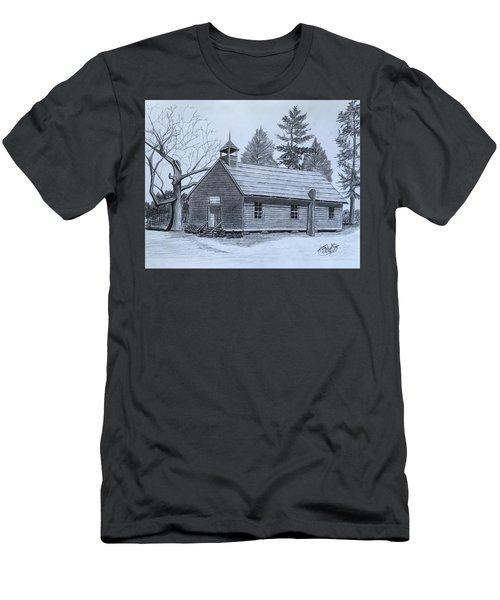 Garden Creek Baptist Church  Men's T-Shirt (Slim Fit)