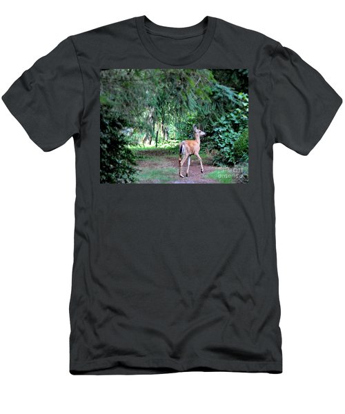 Garden Guest Men's T-Shirt (Athletic Fit)