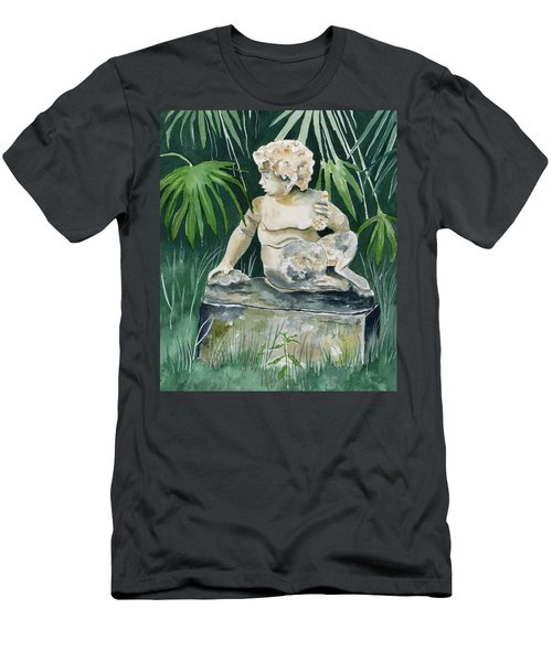 Garden Satyr Men's T-Shirt (Athletic Fit)