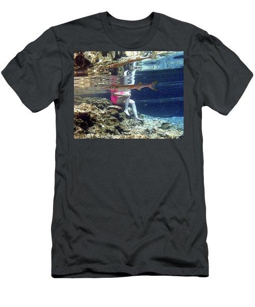 Garfish Men's T-Shirt (Athletic Fit)