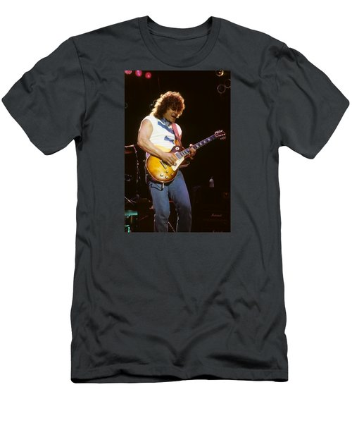 Gary Richrath Of Reo Speedwagon Men's T-Shirt (Athletic Fit)