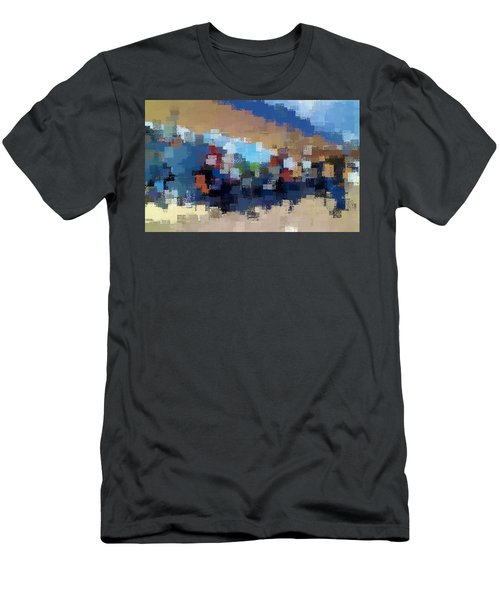 The Overpass Men's T-Shirt (Athletic Fit)