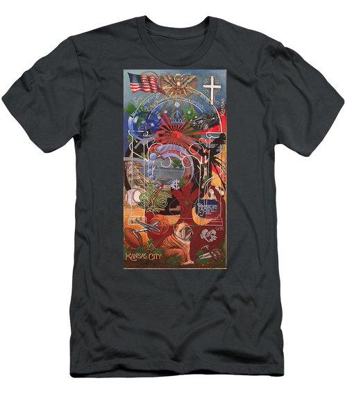 Gavin 40 Men's T-Shirt (Athletic Fit)