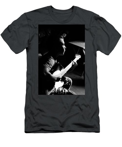 Greatness In The Making Men's T-Shirt (Slim Fit) by Daniel Thompson