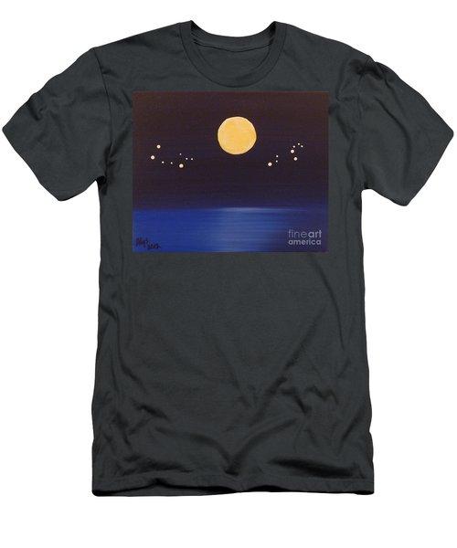 Gemini And Leo Men's T-Shirt (Athletic Fit)