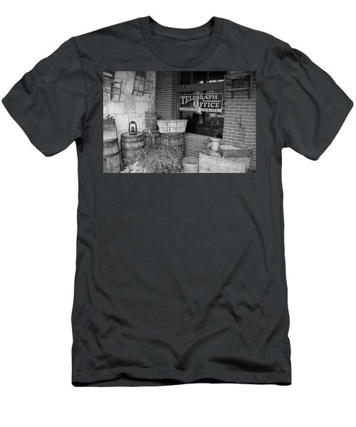 General Store Men's T-Shirt (Slim Fit) by Inspirational Photo Creations Audrey Woods