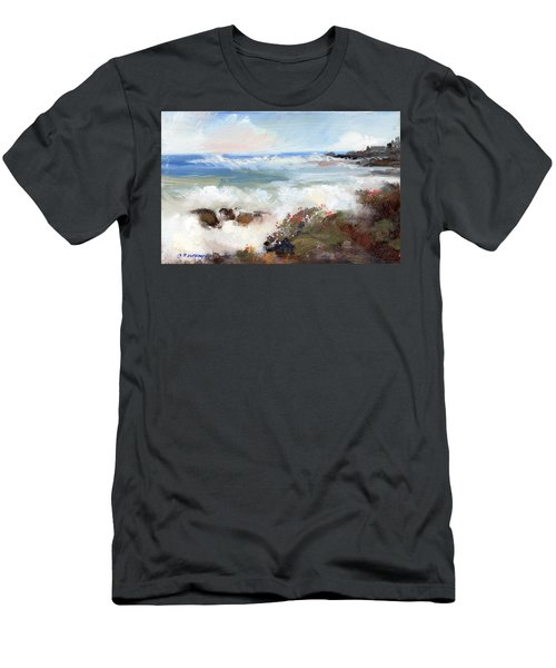 Gentle Breakers Men's T-Shirt (Athletic Fit)