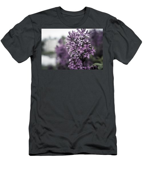 Gentle Spring Breeze Men's T-Shirt (Athletic Fit)