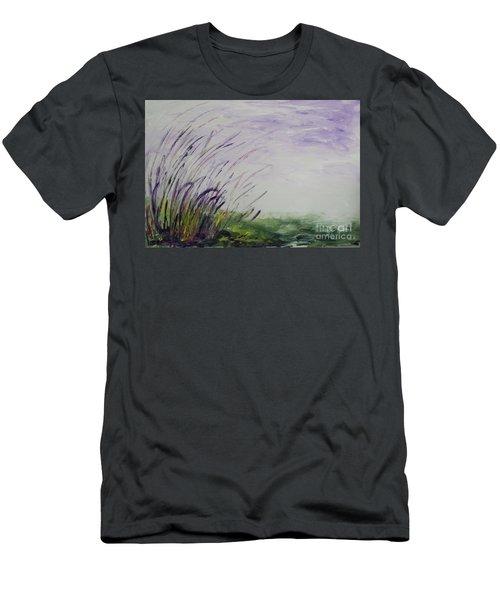 Normandy Beach, Nj Men's T-Shirt (Athletic Fit)