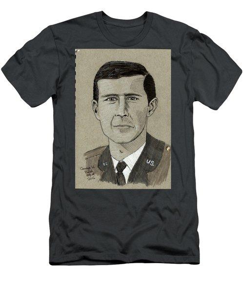 George W. Bush Men's T-Shirt (Athletic Fit)