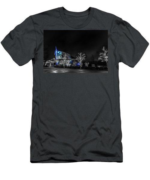 Georgia Aquarium Men's T-Shirt (Athletic Fit)