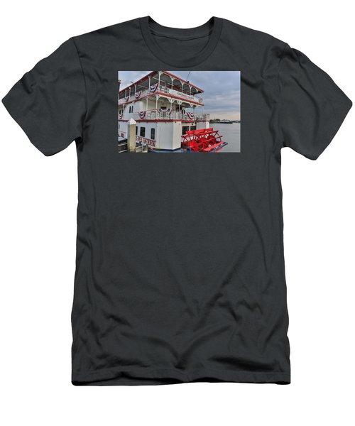 Georgia Queen Men's T-Shirt (Athletic Fit)