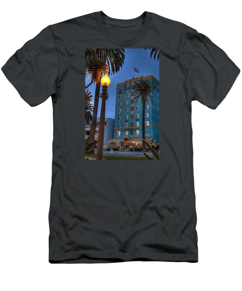 Georgian Hotel Men's T-Shirt (Athletic Fit)