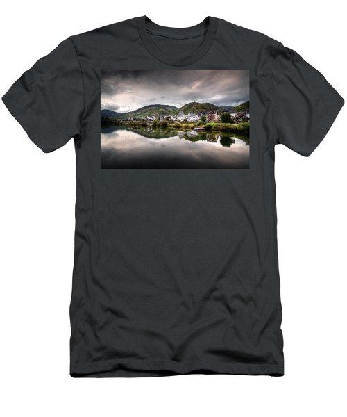 German Village Men's T-Shirt (Athletic Fit)