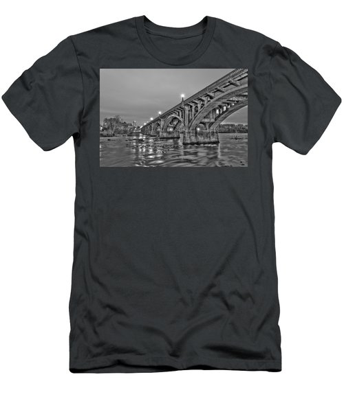 Gervais Street Bridge II Men's T-Shirt (Athletic Fit)
