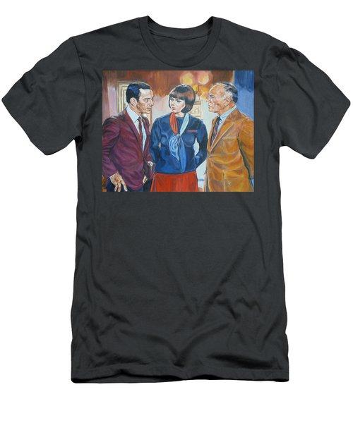 Get Smart Men's T-Shirt (Athletic Fit)