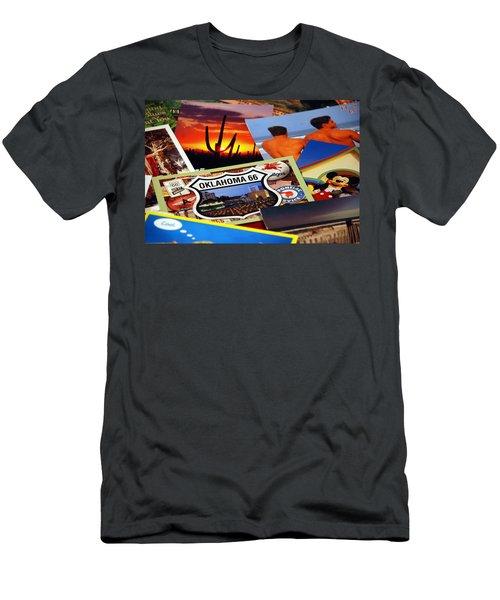 Get Your Kicks... Men's T-Shirt (Athletic Fit)