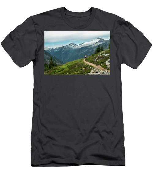 Getting Better All The Time.... Men's T-Shirt (Athletic Fit)