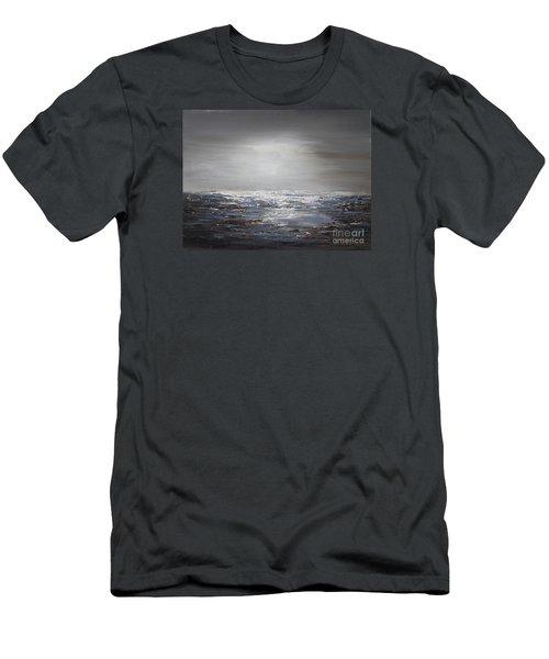 Getting Dark Men's T-Shirt (Athletic Fit)