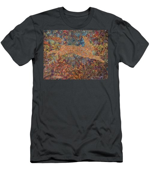 Ghost Of A Rabbit Men's T-Shirt (Athletic Fit)