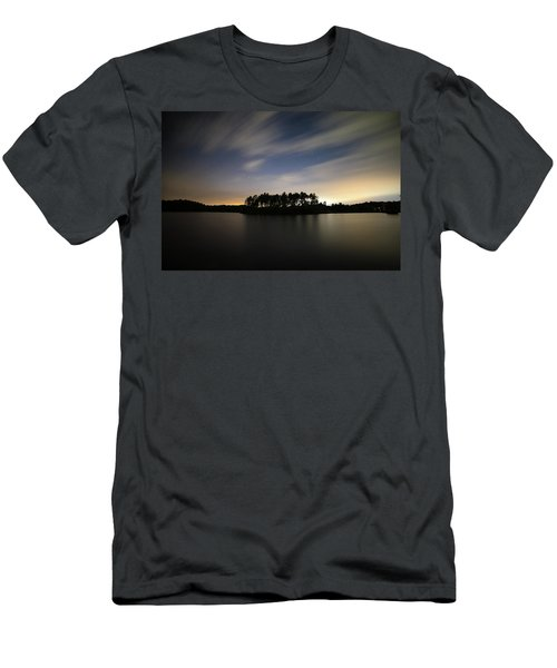 Men's T-Shirt (Athletic Fit) featuring the photograph Gilligans Island  by Brian Hale