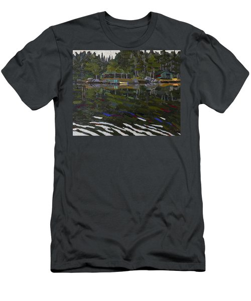 Gilmour Island Men's T-Shirt (Athletic Fit)