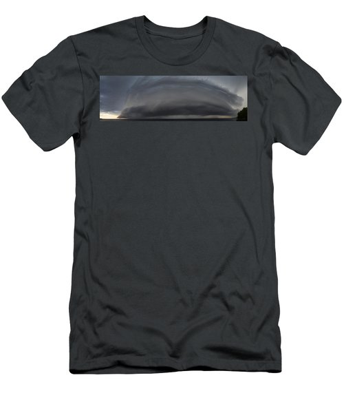 Gimme Shelter  Men's T-Shirt (Athletic Fit)