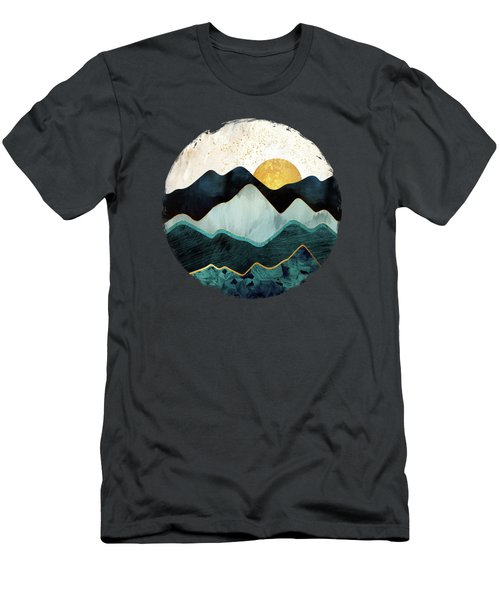 Glacial Hills Men's T-Shirt (Athletic Fit)