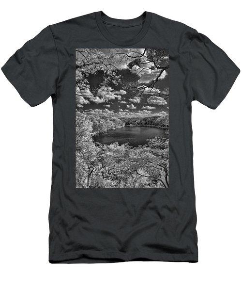 Glacier Lake Men's T-Shirt (Athletic Fit)