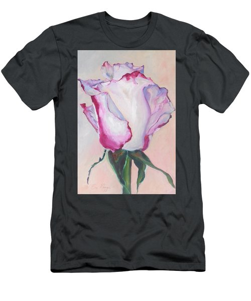 Glamour Roses IIi Men's T-Shirt (Athletic Fit)