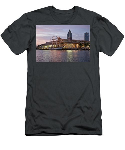 Gloria Visiting Tampa Men's T-Shirt (Athletic Fit)