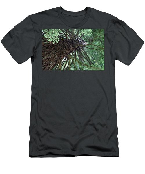Glorious Tree  Men's T-Shirt (Athletic Fit)