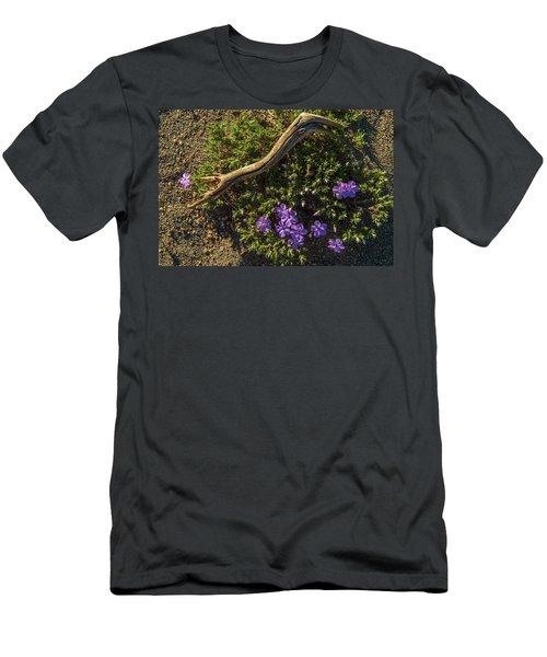 Glowing Plox Men's T-Shirt (Athletic Fit)