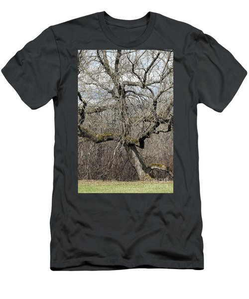 Gnarly Tree Men's T-Shirt (Athletic Fit)