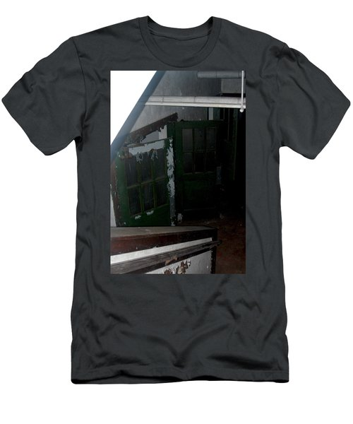 Going Down... Men's T-Shirt (Athletic Fit)