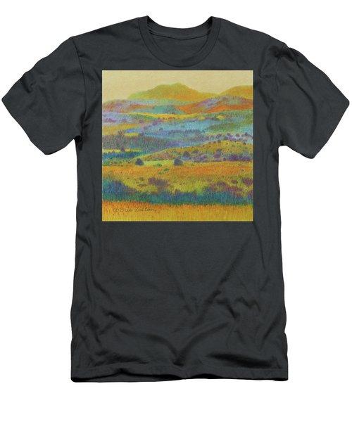 Golden Dakota Day Dream Men's T-Shirt (Athletic Fit)