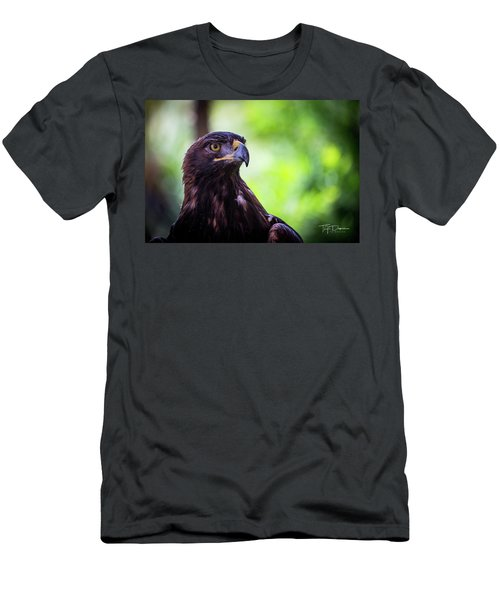 Golden Eagle 2 Men's T-Shirt (Athletic Fit)