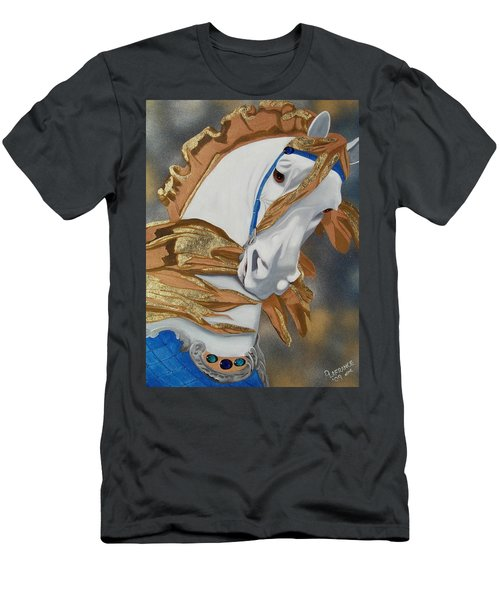 Golden Fantasy Men's T-Shirt (Athletic Fit)