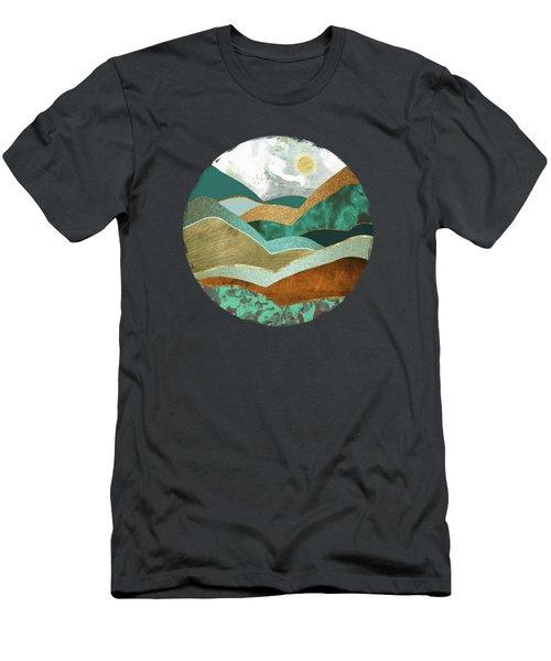 Golden Hills Men's T-Shirt (Athletic Fit)