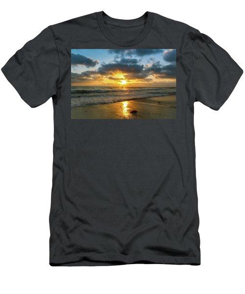 Golden Hour At Grandview Men's T-Shirt (Athletic Fit)