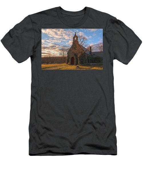 Golden Hour Prayer Service Men's T-Shirt (Athletic Fit)
