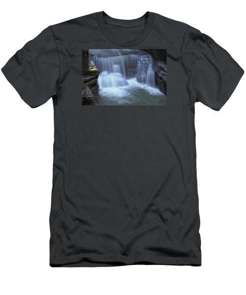 Golden Ledge Men's T-Shirt (Athletic Fit)