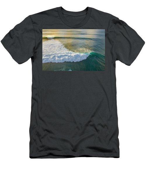 Golden Trails Men's T-Shirt (Athletic Fit)